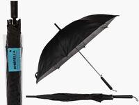 "ULTRA LIGHTWEIGHT 36"" / 90CM Black Umbrella Small"