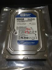 Western Digital Azul WD5000AAKX 500GB 7200rpm SATA 16mb Caché 8.9cm Disco Duro