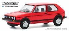 A.S.S NEU GreenLight 1/64 Volkswagen Golf GTI 1982 Hot Hatches Series 1