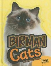 Birman Cats (Edge Books)-ExLibrary