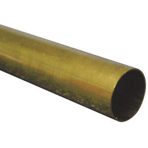 GRAINGER APPROVED 8125 Tubing,Brass,1/16 in,PK3
