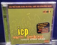 Insane Clown Posse - Forgotten Freshness vol. 4 CD twiztid esham tech n9ne icp