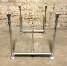 Industrial Steel Legs For Dining Table. Frame Only.