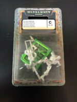 Sealed Games Workshop Warammer 40k Necron Immortel Metal OOP