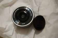 Sony Selp1650 16-50mm F3.5-5.6 Oss E-mount Lens Silver Bulk
