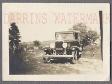 Vintage Car Photo New 1929 Chevrolet Chevy Automobile 693835