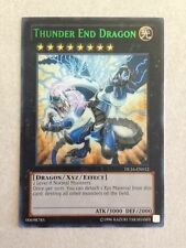 YuGiOh TCG Thunder End Dragon DL16-EN012 (Green) Duelist League Rare Brand-New