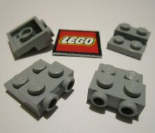 7 LEGO Plates 2x2x2/3 with 2 Studs on Side (99206) NEW