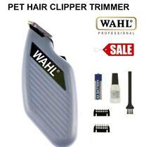WAHL Animal Clipper Hair Trimmer Pet Dog Cat Guinea Pig Rabbit Pocket Pro NEW