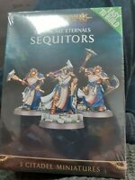 Games Workshop - Warhammer Age of Sigmar - ETB Stormcast Eternals Sequitors