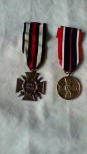 WW2 German 1939 Kvk war merit cross/Hinderburg Cross