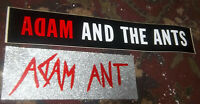 ADAM ANT 2 Vintage Stockers