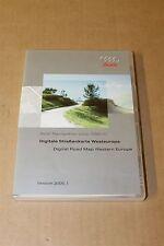 Audi RNS-E DVD Navigation disc 8P0919884H New genuine Audi part