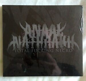 Anaal Nathrakh 'Total F*****g Necro'. | CD | NEW 2011