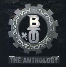 Bachman-Turner Overdrive - The Anthology  (CD, Jan-1994, 2 Discs, Mercury) BTO