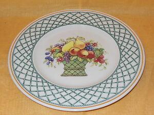 V&B VILLEROY & BOCH - BASKET - Frühstücksteller Teller ca. d=21cm