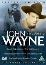The John Wayne Collection Vol.2 (DVD, 2004, 3-Disc Set) ***new / sealed***