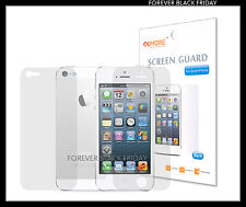 6x Anti-Glare Anti-Scratch Matte Screen Protector Cover Guard For Apple iPhone 5