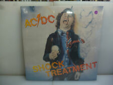 AC/DC-SHOCK TREATMENT. COLUMBUS, OH, USA 1978.-FUCHSIA VINYL LP-NEW.SEALED.