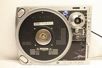 Numark X2 Hybrid Vinyl CD MP3 Direct Drive DJ Turntable Combo Unit MISSING PARTS