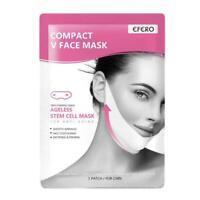 V Shape Lifting Facial Face Slim Chin Check Neck Lift E6K5 V Peel P9Q4
