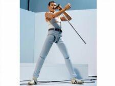 Bandai S.h.figuarts The Queen Freddie Mercury live Aid 1985