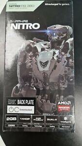 Sapphire AMD Radeon R9 380 DUAL-X OC (2048 MB) Graphics Card GPU Brand New Boxed