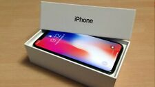Apple iPhone X - 256GB - Space Gray- Factory Unlocked