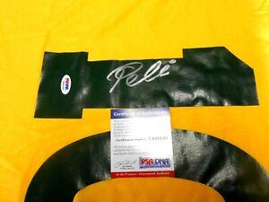 PSA ITP PELE Autographed Signed BRAZIL SHIRT JERSEY Pelé Futbol Soccer Football