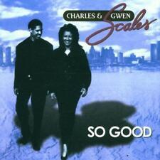 CHARLES & GWEN SCALES So Good NEW SEALED MODERN SOUL CD (EXPANSION) NU SOUL