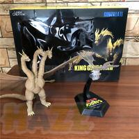 SHMonsterarts Godzilla: King of the Monsters King Ghidorah 2 Version Figure Toy