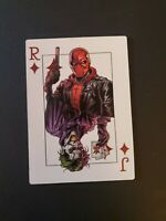 Three Jokers Red Hood Playing Card. Limited. NM