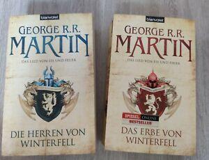 Das lied von Eis und Feuer Teil 1 & 2 Die Herren & Das Erbe von Winterfell