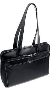 Wenger WA-7723-02F00 15.4 Inch Rhea Ladies Triple Shoulder Bag NEW