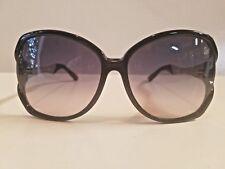 New Swarovski Semi-Square Plastic Sunglasses MOD DJULIA SW65 60mm Made in Italy