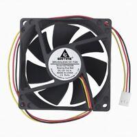 8.4V 4cm 40mm 40x40x10mm JST Dual Ball DC Cooling Cooler Fan High Speed 16000rpm