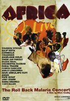 Africa Live - The Roll Back Malaria Concert [2006] A film by Mick Csaky [DVD]