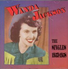 Wanda Jackson- the Singles 1954-1958   Unplayed CD