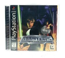 Star Wars Masters of Teras Kasi for Sony PlayStation One PS1