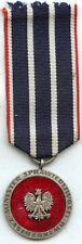 Poland  Polish Medal of Merit for The Prison Service 2nd Class