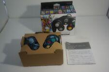 Like New RARE Game Cube Wii Super Smash Bros Black Original controller Nintendo