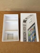 Empty Retail Box for iPhone 4S Without Accessories - No iPhone.
