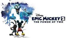 Disney Epic Mickey 2: The Power of Two Region Free PC KEY (Steam)