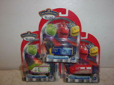 Chuggington Die-Cast - Storm Maker Rainy Brewster/Foggy Wilson/Windy Koko - NEW