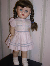 "Vintage Saucy Walker 16"" Original Clothes & working Cryer....She is a CUTIE PIE!"