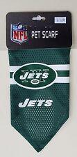 New York Jets NFL Dog Bandanna / Pet Scarf  MED - LG