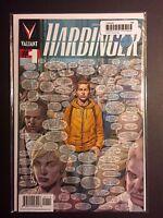 Harbinger Vol 2 #1 Regular Arturo Lozzi Cover