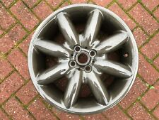 "OEM BMW MINI COOPER S R52 R56 R57 R58 17"" S SPOKE R85 SPARE ALLOY WHEEL 6769411"