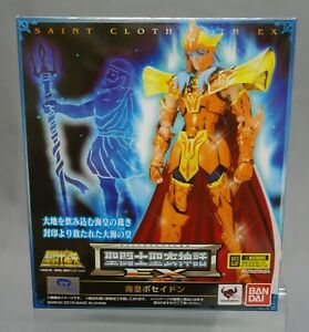 Saint Seiya Myth Cloth EX Sea Emperor Poseidon Normal Classic Ver. Bandai NEW