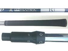Ping G30 + G  Low Spin Driver SHAFT BiMatrx Stiff Bubba Watson uses Bi Matrx